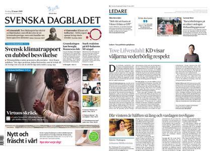 Svenska Dagbladet – 22 mars 2019