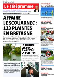 Le Télégramme Guingamp – 19 novembre 2019