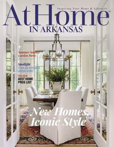 At Home in Arkansas - June 2019