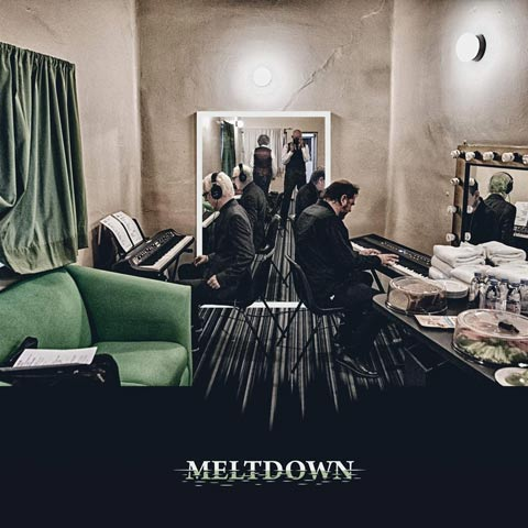 King Crimson - Meltdown (Live in Mexico, 2017) (2018)