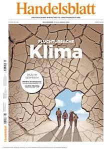 Handelsblatt - 03. August 2018