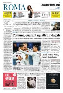Corriere della Sera Roma – 20 gennaio 2020