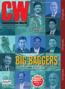 Construction World - February 2018