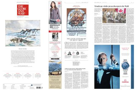 The Globe and Mail – December 24, 2018