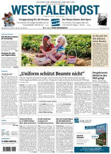 Westfalenpost Wetter - 18. Juni 2019