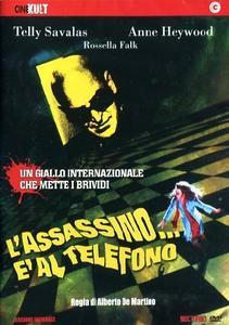 Scenes from a Murder (1972) L'assassino... è al telefono