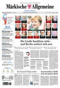 Märkische Allgemeine Prignitz Kurier - 08. Februar 2018