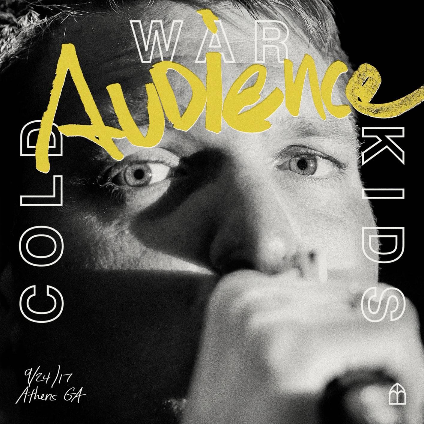Cold War Kids - Audience (2018) [Official Digital Download]