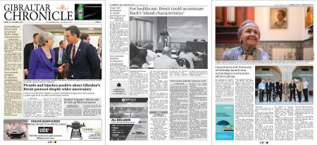 Gibraltar Chronicle – 19 October 2018