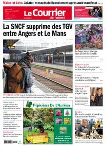 Le Courrier de l'Ouest Angers – 20 novembre 2019