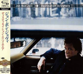 Jon Bon Jovi - Destination Anywhere (1997) Japanese Edition, SHM-CD 2013 [Re-Up]