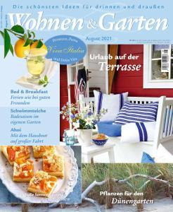 Wohnen & Garten - August 2021