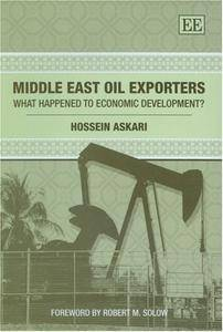 Middle East Oil Exporters: What Happened to Economic Development? (Repost)
