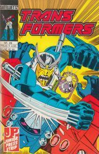 De Transformers - 28 - Allemaal Neer