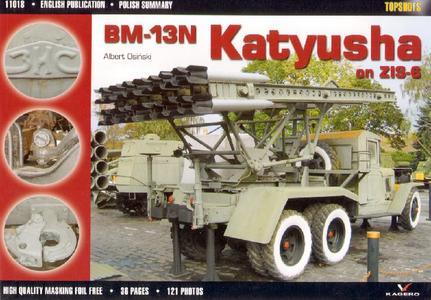 BM-13N Katyusha on ZIS-6 (Kagero Topshots 18)