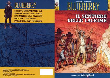 La Giovinezza Di Blueberry - Volume 17-18 - Il Sentiero Delle Lacrime - 1276 Anime