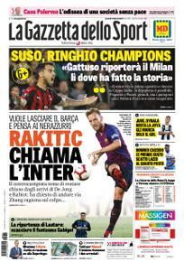 La Gazzetta dello Sport Sicilia – 08 febbraio 2019
