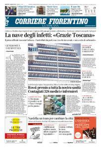 Corriere Fiorentino La Toscana – 31 marzo 2020