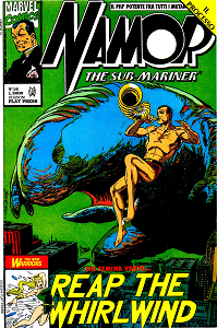 Namor - Volume 16