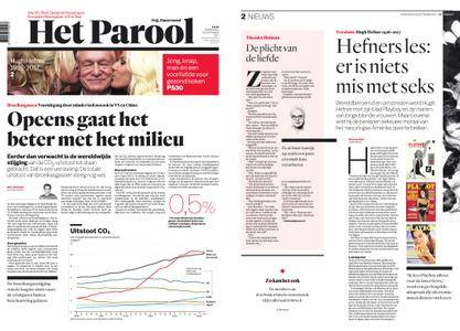 Het Parool – 28 september 2017
