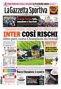 La Gazzetta dello Sport Roma – 05 maggio 2019