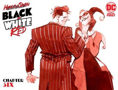 Harley Quinn Black + White + Red 006 2020 digital Son of Ultron