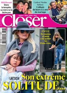 Closer France - 08 février 2019