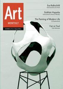 Art Monthly - November 2007   No 311