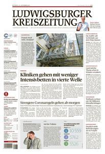 Ludwigsburger Kreiszeitung LKZ - 15 September 2021