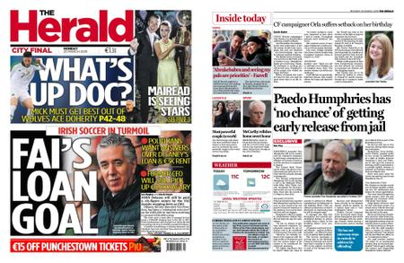 The Herald (Ireland) – March 25, 2019