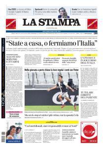 La Stampa Imperia e Sanremo - 9 Marzo 2020
