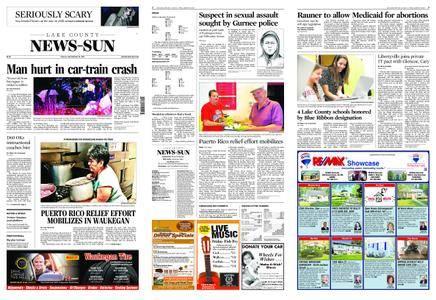 Lake County News-Sun – September 29, 2017