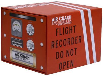 National Geographic - Air Crash Investigation: Series 1 (2003)