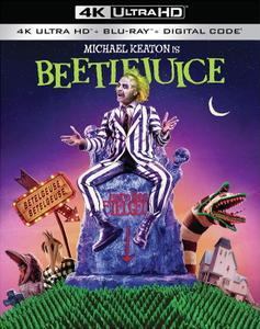 Beetlejuice (1988) [4K, Ultra HD]