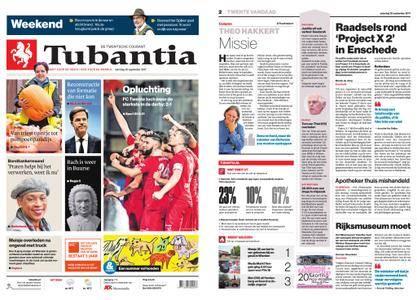 Tubantia - Enschede – 30 september 2017