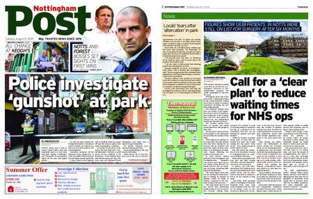 Nottingham Post – August 13, 2019