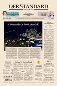 Der Standard – 22. Juni 2019