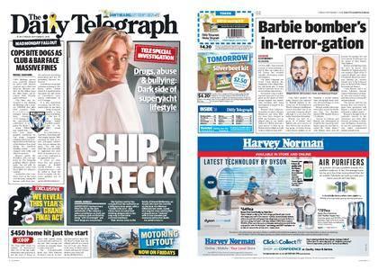 The Daily Telegraph (Sydney) – September 07, 2018