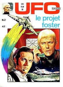 Les Films de UFO - Tome 2 - Le Projet Foster