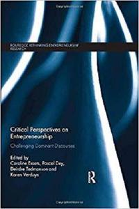 Critical Perspectives on Entrepreneurship