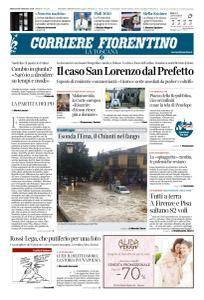 Corriere Fiorentino La Toscana - 9 Maggio 2018