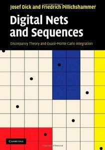 Digital Nets and Sequences: Discrepancy Theory and Quasi-Monte Carlo Integration (repost)
