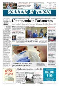 Corriere di Verona – 07 ottobre 2020