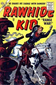 Rawhide Kid v1 012 1957