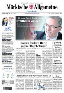 Märkische Allgemeine Dosse Kurier - 02. Oktober 2017