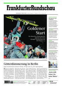 Frankfurter Rundschau Main-Taunus - 12. Februar 2018