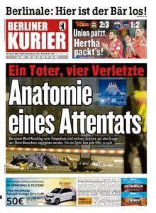 Berliner Kurier – 16. Februar 2020