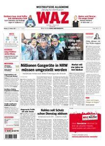 WAZ Westdeutsche Allgemeine Zeitung Oberhausen-Sterkrade - 12. Februar 2018