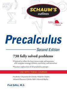 PreCalculus, 2nd Edition (repost)