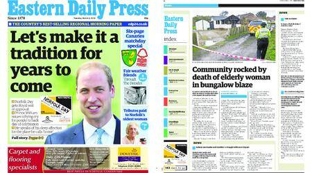 Eastern Daily Press – March 06, 2018